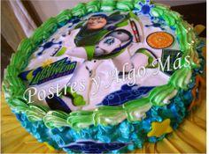 Torta de Buzz Lightyear - Buzz Lightyear Cake