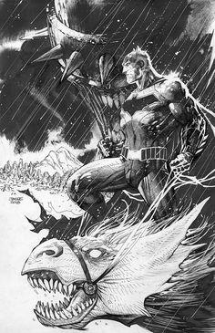Batman Metal Jim Lee