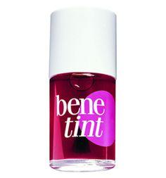 Benefit Cosmetics Lippen Benetint