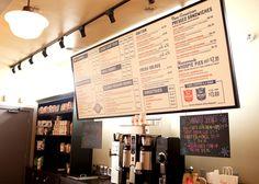 Branding Ascendancy: Fuel Coffee Shop in Brighton, MA. Signage Design, Menu Design, Branding Design, Burger Bar, Brighton, Coffee Shop, Menu Boards, Chalkboard Designs, Restaurant Branding