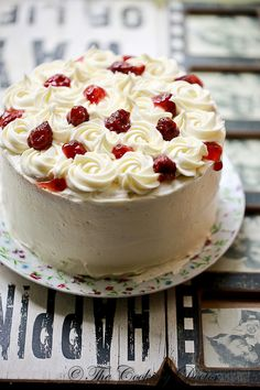 Let's make the classic Victoria Sponge Cake, a basic British cake that is so popular even more so today.