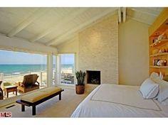 Beautiful homes on the beach