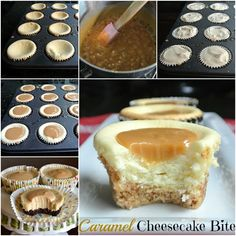 How to DIY Yummy Gluten Free Caramel Cheesecakes | www.FabArtDIY.com LIKE Us on Facebook ==> https://www.facebook.com/FabArtDIY