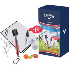 Callaway Players Golf Gift Set, Green