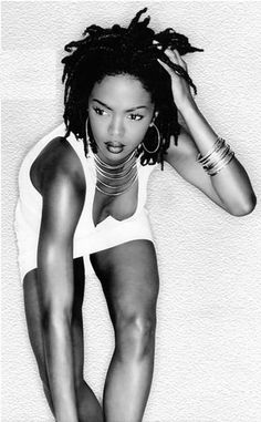 Lauryn Hill, Natural Hair, one of my favorite natural artists.
