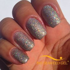 Image of Colour Gel Polish - 52 Whimsical Shellac, Gel Nails, Gel Color, Colour, Seaweed, Gel Polish, Nail Colors, Whimsical, Nail Designs