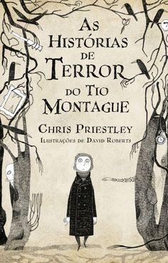 capa as historias de terror do tio montague
