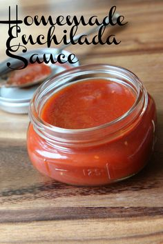 home made enchilada sauce  tablespoon vegetable oil  1 onion, minced  1/2 teaspoon salt  3 tablespoons chili powder (we adjusted to 1 teaspoon)  3 garlic cloves,minced  2 teaspoons cumin  2 teaspoons sugar  2 (8-ounce) cans tomato sauce  1/2 cup water  Pepper