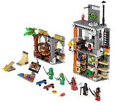 LEGO Ninja | TMNT+LEGO+Teenage+Mutant+Ninja+Turtles+LEGO+Pizza+Sewer.jpg