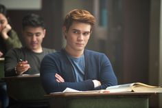 See more of Archie Andrews on Riverdale, Thursday at 9/8c on The CW!