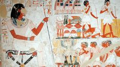 What we can learn from the ancient Egyptian practice of beekeeping   Public Radio International