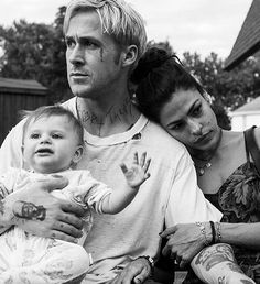 Ryan Gosling & Eva Mendes on The Place Beyond the Pines