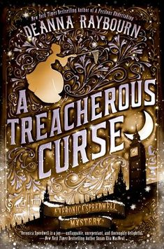 A Treacherous Curse: See my review at https://wp.me/p2B4Be-52f