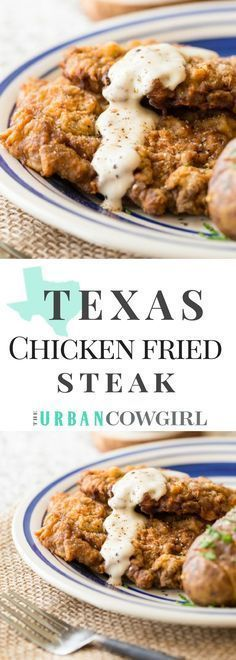 The Ultimate Texas Chicken Fried Steak