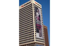 The Taubman Company looked to Ferrari Color to produce and install five building murals to announce the long-awaited City Creek Center in downtown Salt Lake City, UT.