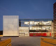 Cornell University Human Ecology Building, Ithaca, NY. Architect: Gruzen Samton Architects (Photo: Paul Warchol)