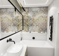 Bathroom Tile Designs, Bathroom Design Small, Interior Architecture, Interior Design, Ceiling Treatments, Bathroom Toilets, Amazing Bathrooms, Corner Bathtub, House