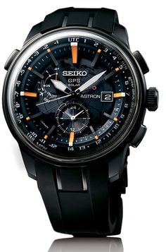 Seiko has been putting serious resources into the success of their Seiko Astron GPS Solar watch collection that they debuted about two years ago. - men rose gold watch, male watches online, rose gold mens watch *ad