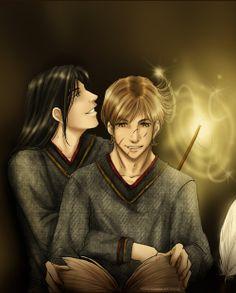 Harry Potter - Wolfstar (Sirius/Remus)