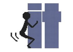 Funny Cross Stitch Pattern PDF MATURE Fuck It by CrossStitchDiva