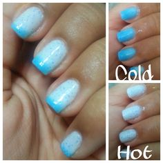 Bahamian Breeze Mood Nail Polish Color Changing By Goombaygal 8 99