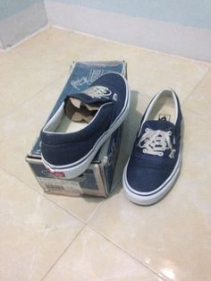 vans slip on donny miller lx vault no need to worry bout my laces