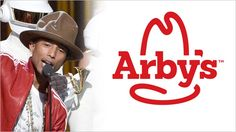 Arby's Slayed the Grammys With This Tweet About Pharrell Williams' Hat | Adweek