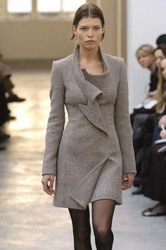 Balenciaga at Paris Fashion Week Fall 2004 - Runway Photos
