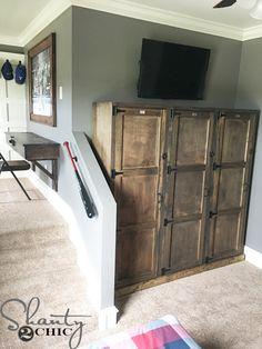 DIY-Wood-Lockers
