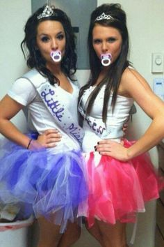 Toddlers in tiaras