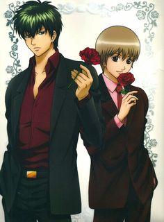 Hijikata & Okita
