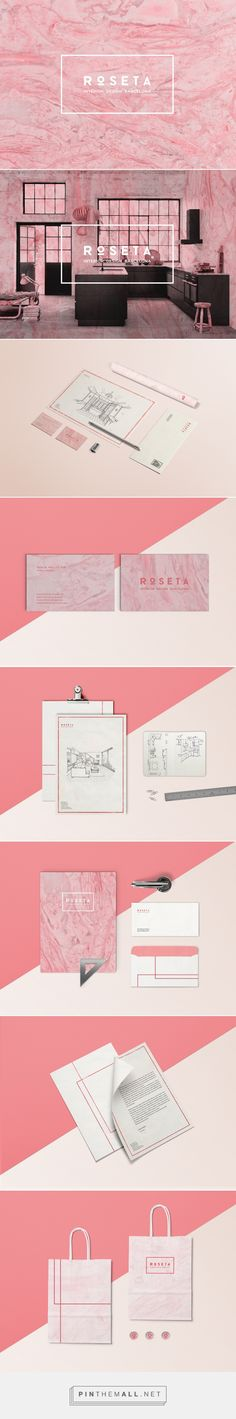 Roseta Interior Design Branding by Rhombus Design   Fivestar Branding Agency – Design and Branding Agency & Curated Inspiration Gallery