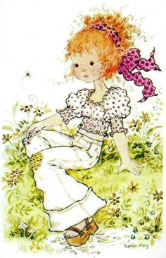 les meli melo de mamietitine - Page 79 Sarah Key, Holly Hobbie, Anime Comics, Mary May, Vintage Drawing, Creative Pictures, Australian Artists, Illustrations, Cute Illustration