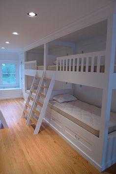 Cool four bunk