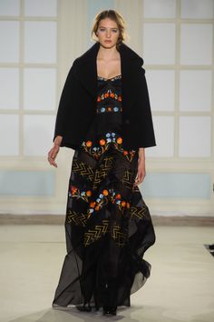 Temperley London Fall 2014 Runway Pictures - StyleBistro