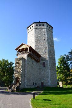 Paide castle tower, Estonia