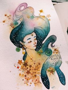 http://sosuperawesome.com/post/159468431575/original-watercolor-art-stickers-and-bookmarks-by