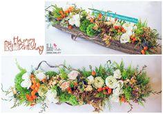Habi flower, Habi studio, flower arrangement, birthday flower, Habi design, rustic flower, vintaged flower Rustic Flowers, Flower Arrangements, Floral Wreath, Wreaths, Studio, Birthday, Design, Home Decor, Floral Arrangements