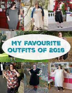My favourite outfits of 2016   I've picked out 9 of my favourite outfits from 2015 with reasons why they're favourites.Get your Wingz This outfit is from February. I always turn to my favourite alternative style and makeup to buoy me up through the cold dark and miserable months and this outfit and the makeup is very me.  Cream lace This outfit is from April just before my birthday. I've included it because I love the colour palette - cream beige and brown are so beautiful together.  Lindy…
