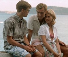Still of Jude Law, Matt Damon and Gwyneth Paltrow in The Talented Mr. Ripley (1999)