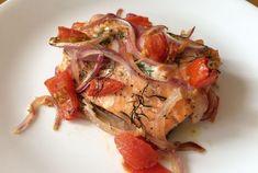 Aprenda a preparar salmão no forno com erva-doce com esta excelente e fácil receita. O salmão é um peixe gordo com um sabor forte e rico em ômega-3, um óleo essencia...