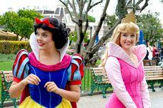Snow White & Aurora ❤️
