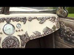 Gothic Vehicle ... League Of Extraordinary Gentlemen Captain Nemo's Full Size, Practical Nautilus Car - YouTube