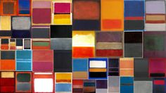 Mark Rothko Collection X (HD color field)