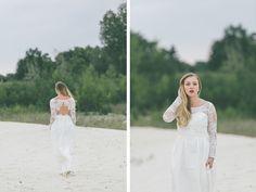 Lene Photography  Light & Lace Brautmode Hochzeitskleid Boho Vintage