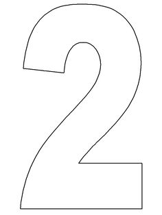 Numeros Grandes Del 1 Al 5 Related Keywords Number Birthday Cakes, 2nd Birthday Party Themes, Number Cakes, Diy Birthday, Stencil Lettering, Number Stencils, Letter Stencils, Mistletoe And Wine, Lantern Craft