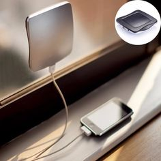 Eco-Friendly solar charger and powerbank