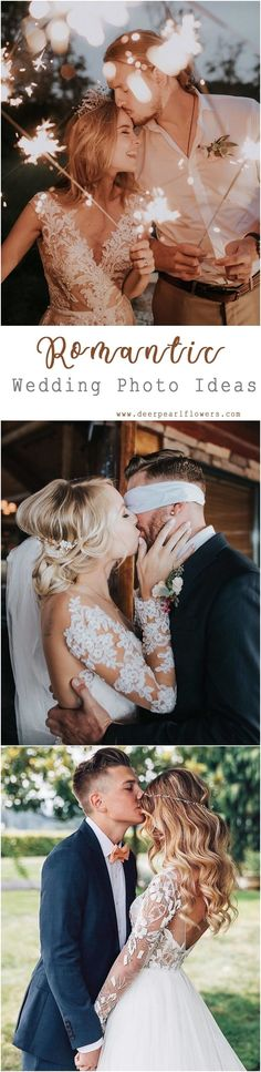 Must Have Wedding Photo Ideas You'll Love #weddings #weddingphotos #weddingideas #weddinginspiration