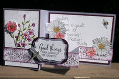 Christy's Crafting Creations: Touches of Texture, Stampin Up