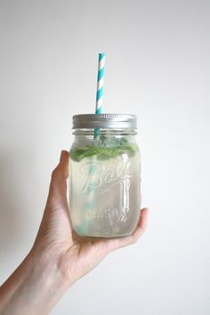 La recette de la limonade libanaise !